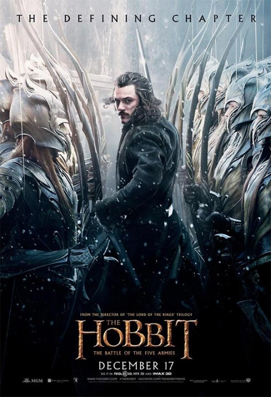 Hobbit-Battle-of-Five-Armies-Bard-Defining-Chapter-Poster